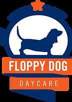 Floppy dog logo