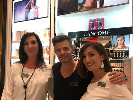 MakeUp pour Lancôme