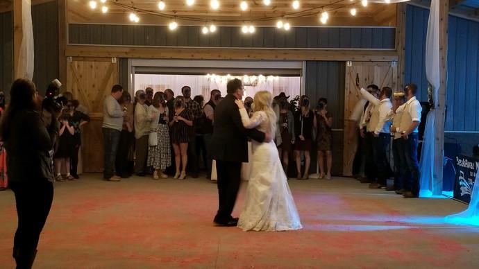 Dance on the Pavilion