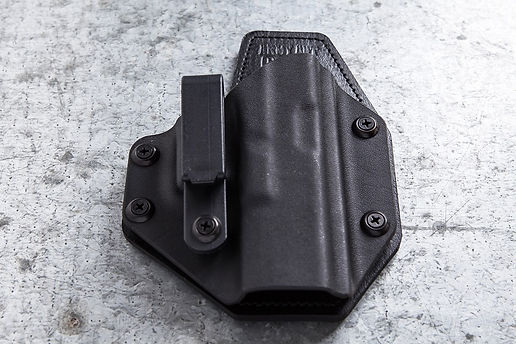 Kydex, Leather, IWB, Holster