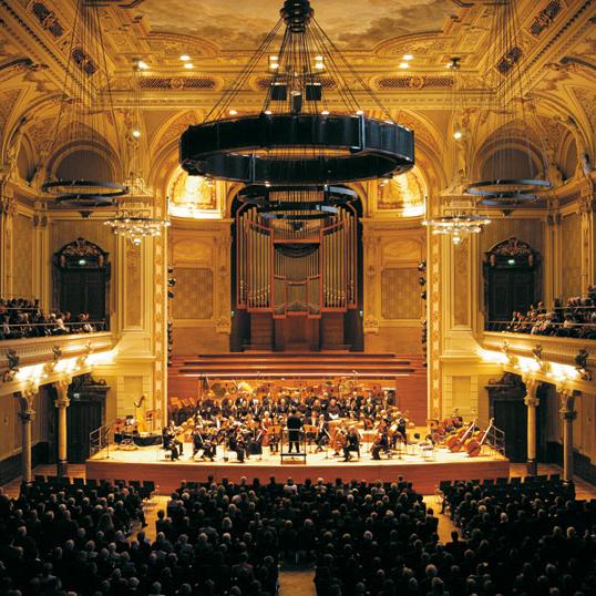Debut in Laeiszhalle Hamburg: Prokofiev Second Piano concerto with Klassik Philharmonie
