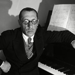 Piano Recital - Stravinsky
