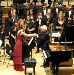 Concert with Vladimir Ashkenazy