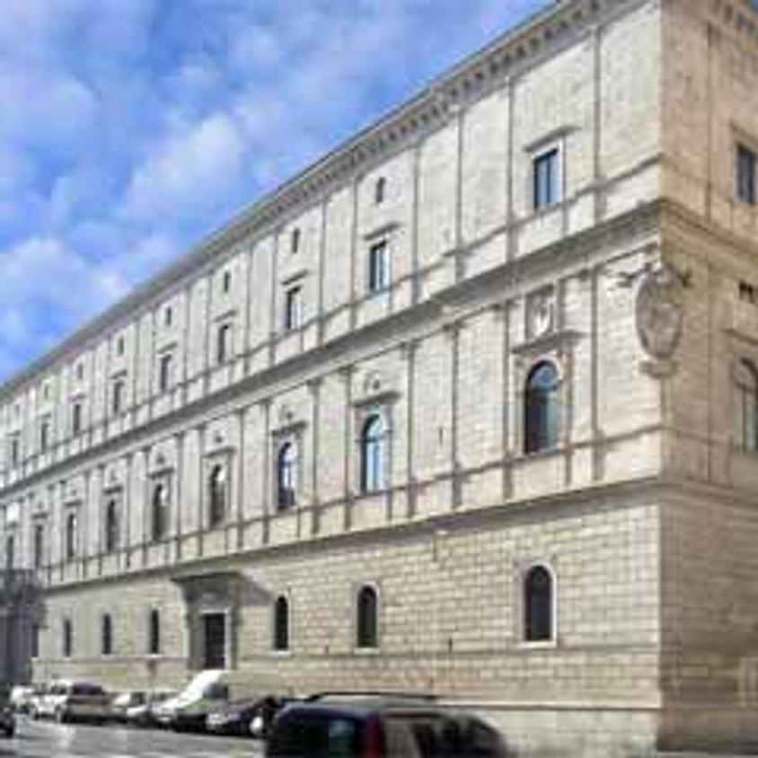Ceremony in Fondazione Centesimus Annus pro Pontifice