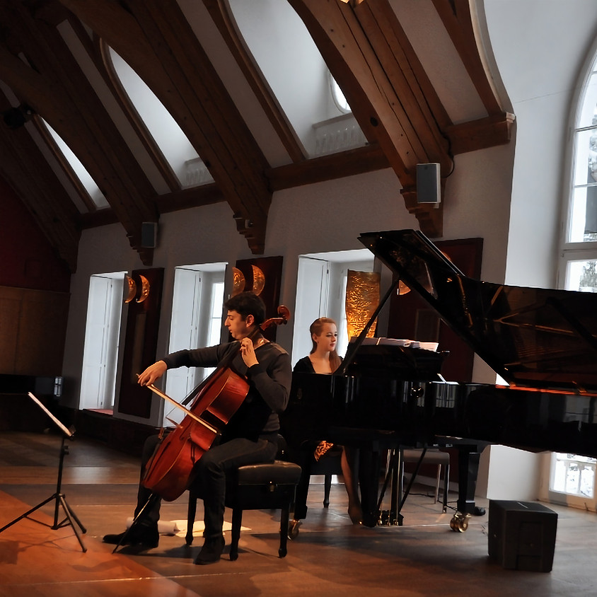 Recital with Narek Hakhnazaryan (cello)