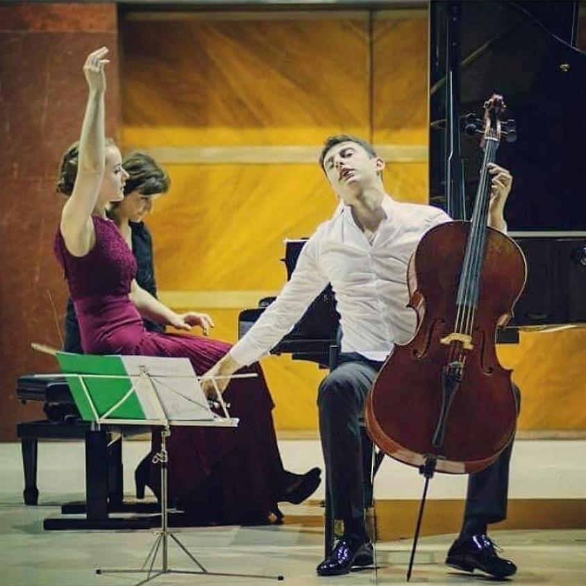 Duo Recital with Narek Hakhnazaryan