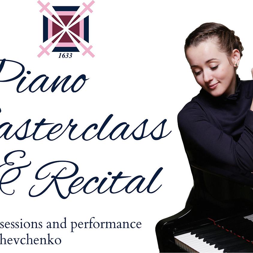 Masterclass and Recital