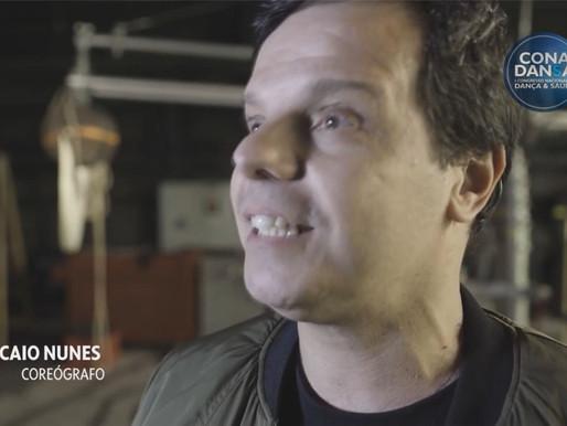 Caio Nunes na programação da Expodance | ConadanSa 2021