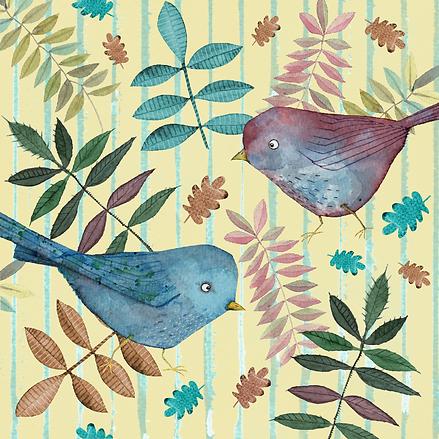 Birdy Garden KW-02
