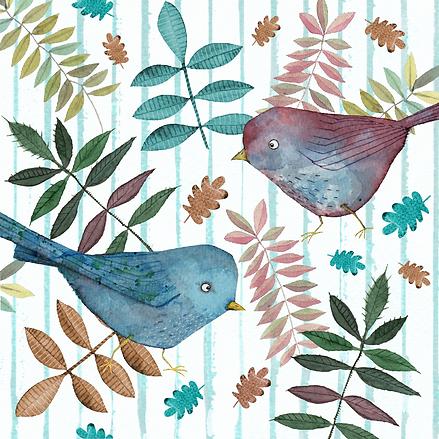 Birdy Garden KW-01