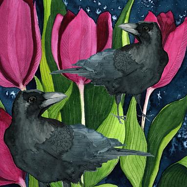 Crow Garden KW-01