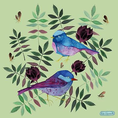 BirdieRose KW-01