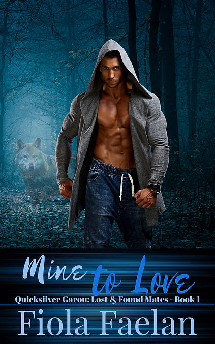 Mine to Love paranormal romance by Fiola Faelan