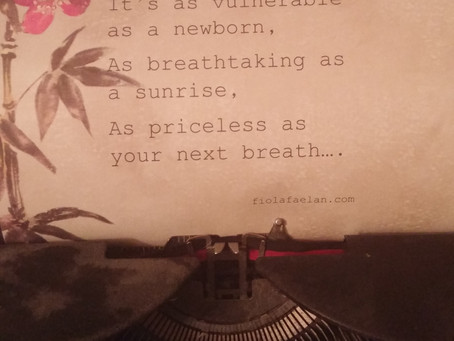 Nurture your soul….
