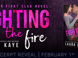Laura Kaye is joining us today to share the pre-order and an exclusive excerpt for...