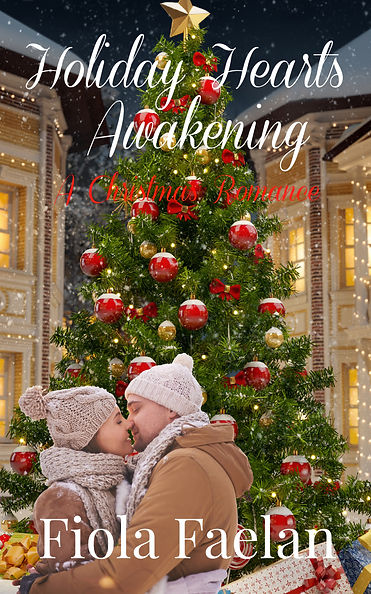 Holiday Hearts Awakening: A Christmas Romance