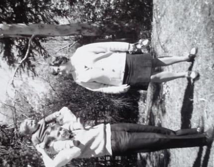 Pallaghys with Paul in Canberra 1970 on creation6000.com