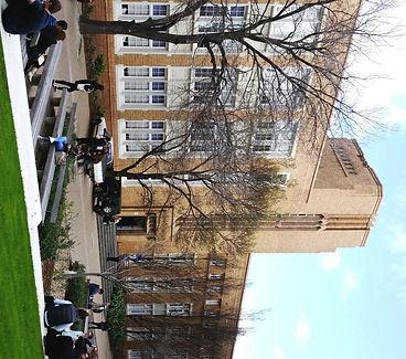 Melbourne University Chemistry Department 2017 on creation6000.com