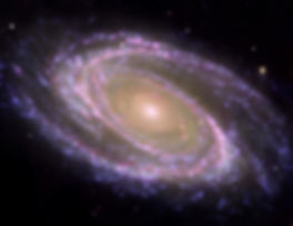 A real spiral galaxy