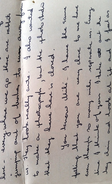 Puckapunyal sweetheart letter Part 2 1962 on creation6000.com