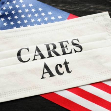CARES Act Creates Tax Relief