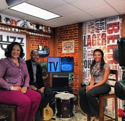 Sherry Blue on BuzzTV, Jacksonville