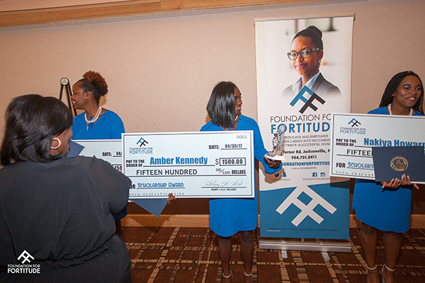 Foundation for Fortitude Graduation