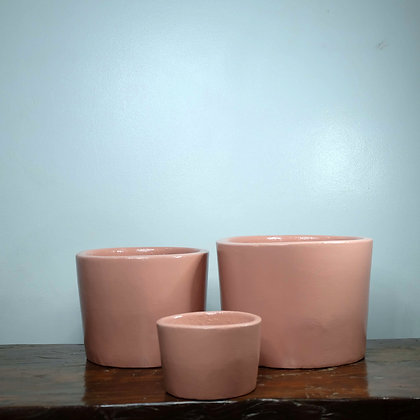 Clay Pots (Salmon)