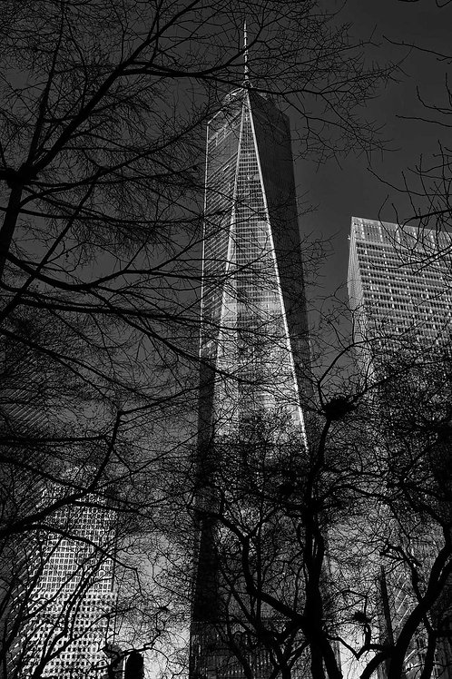 New York. World Trade Center