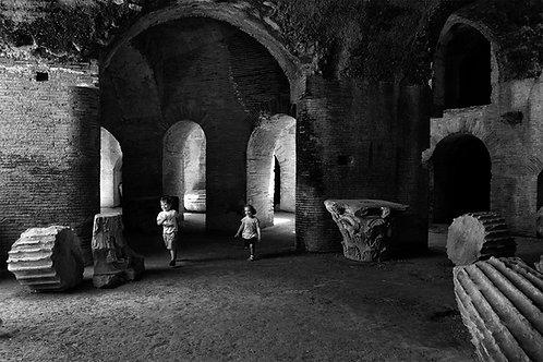 Pozzuoli. Flavian Amphitheatre