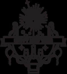 Frohes Neues Jahr Abzeichen