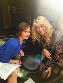 Me and Elizabeth Vargazs