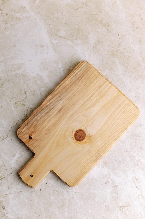 Light wood board