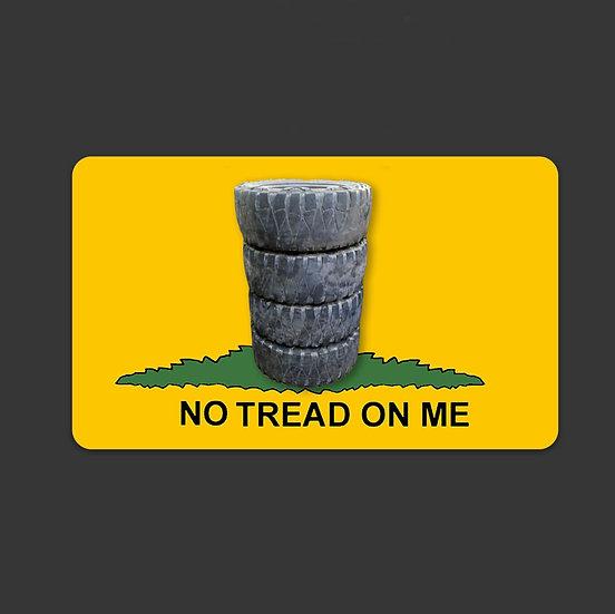 No Tread On Me