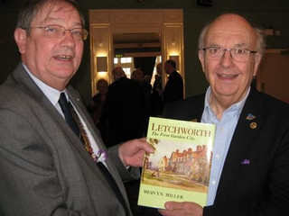 Rotary Chief now knows all about Letchworth