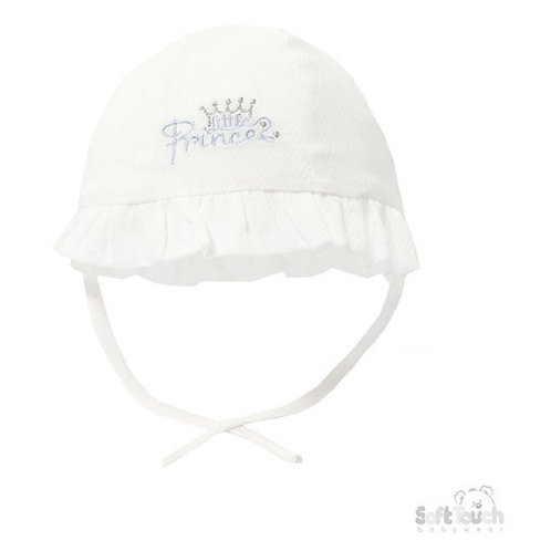 Soft Touch Prince Hat