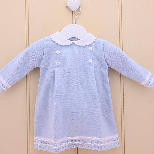 PeX Lisbeth Dress Blue