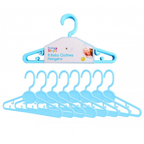 Baby Clothes Hanger Pack 8