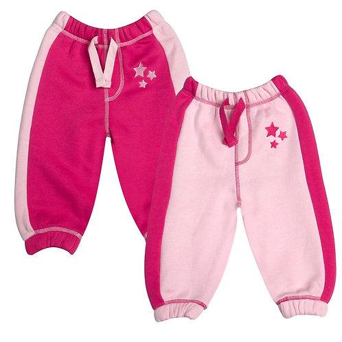Pink jog trousers 💗