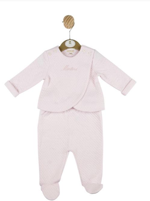 MB4497 Mintini Pink Top Trouser Set
