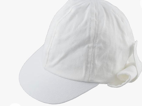 Pecsi Kids White Legionnare Hat