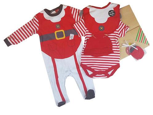 Christmas 5 Piece Set With Free Gift Bag - Lily &Jack