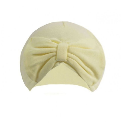 Soft Touch Soft Cotton Turban Hat (Pink , yellow , white)