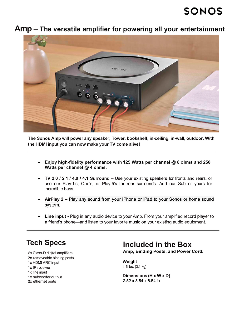 Sonos AMP  Product Sheet.png