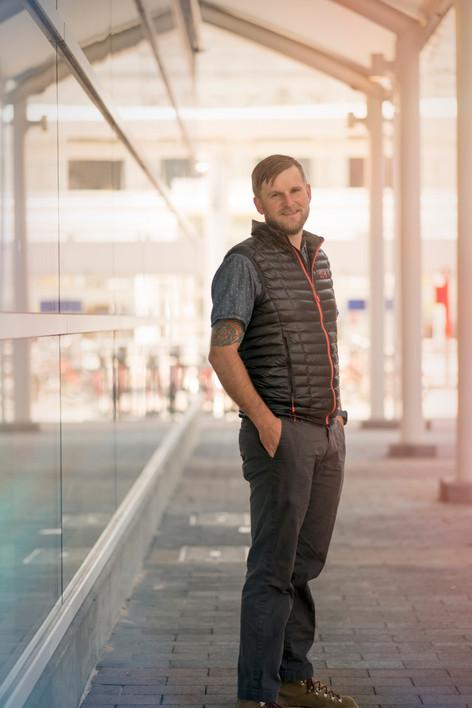 Adam Ducharme - Director of Production