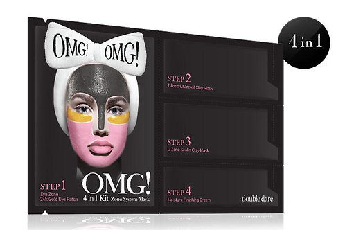 OMG 4 in 1 Face Mask