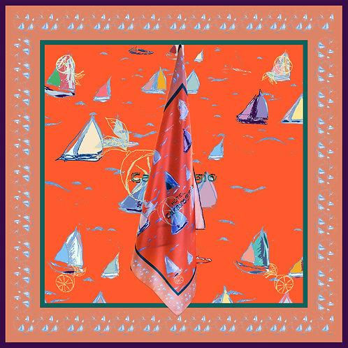 l´ autunno - barca a vela IV.