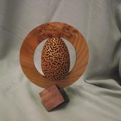 Derek Horner - Abstract Egg