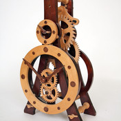 David Bryant - Skeleton Clock