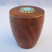 Lesley Sercombe - Lidded Bowl